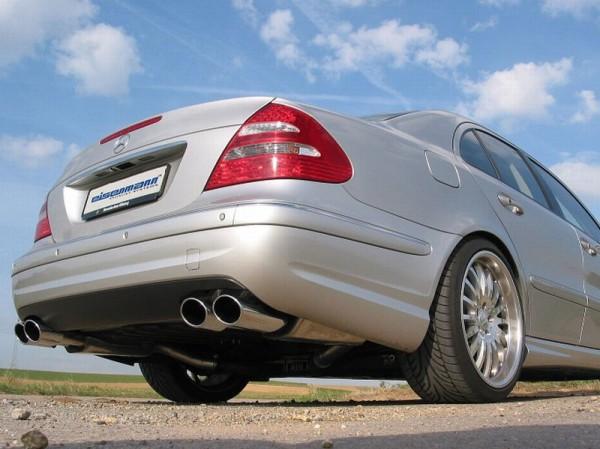 Endschalldämpfer für Mercedes-AMG E-Klasse Limousine
