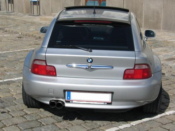 Rear Muffler for BMW Z3 Roadster