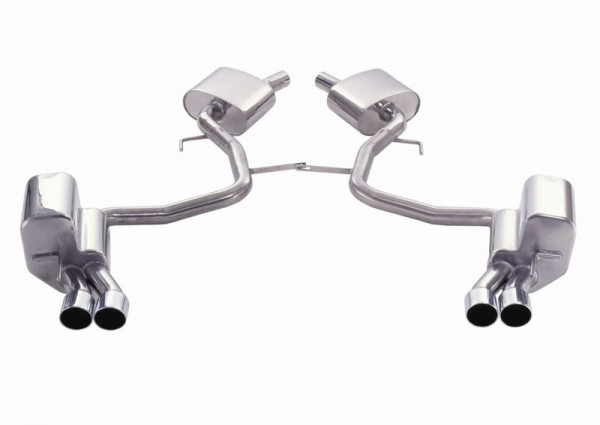 Exhaust System for Mercedes-Benz SL-Class Roadster