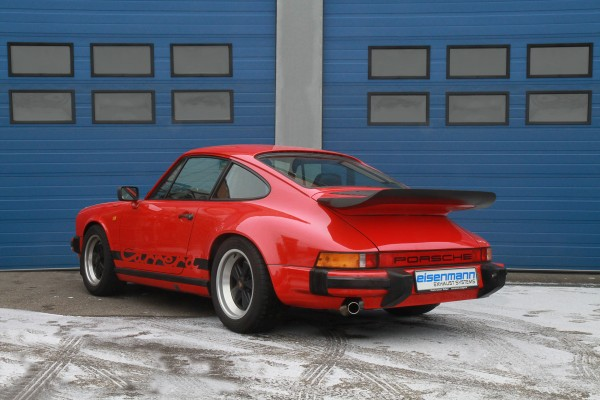 Endschalldämpfer für Porsche 911