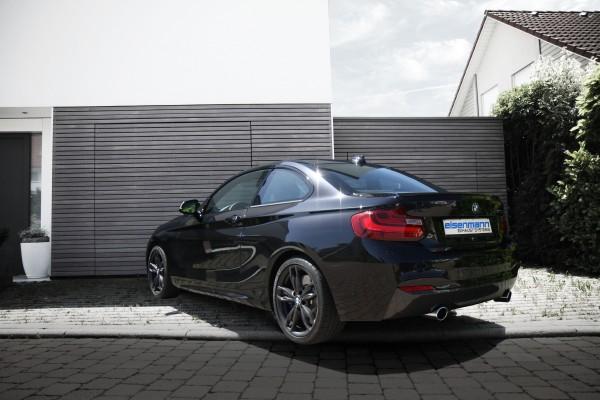 Endschalldämpfer für BMW 2er Cabrio