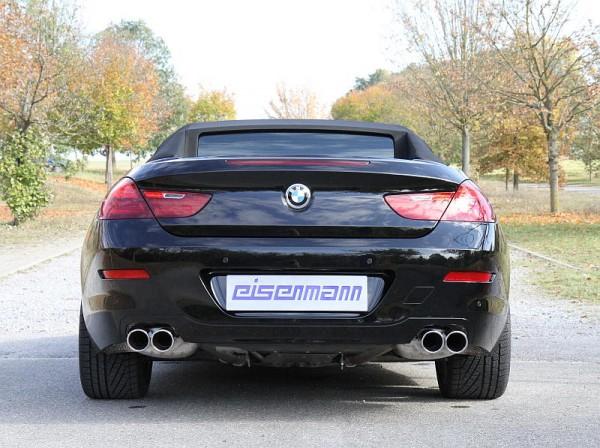 Rear Muffler for BMW 6 Series Convertible