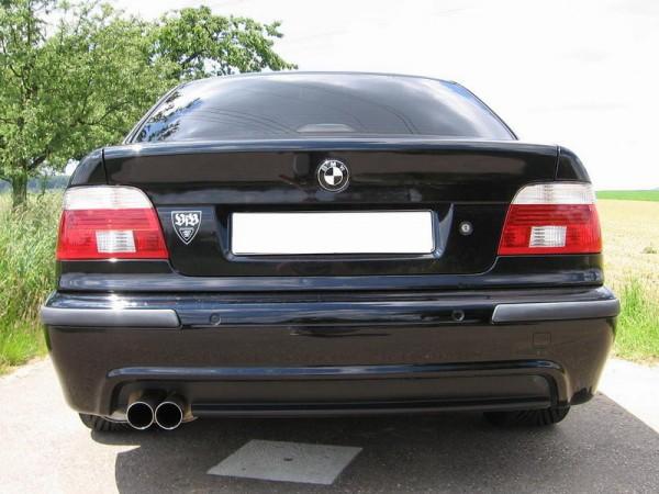 Endschalldämpfer für BMW 5er Limousine