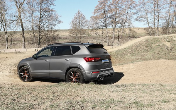 Exhaust System for SEAT Cupra Ateca