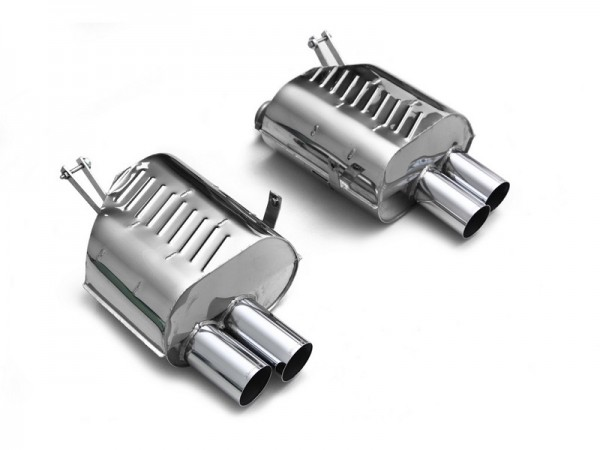 Rear Muffler for BMW M Z4 Coupe