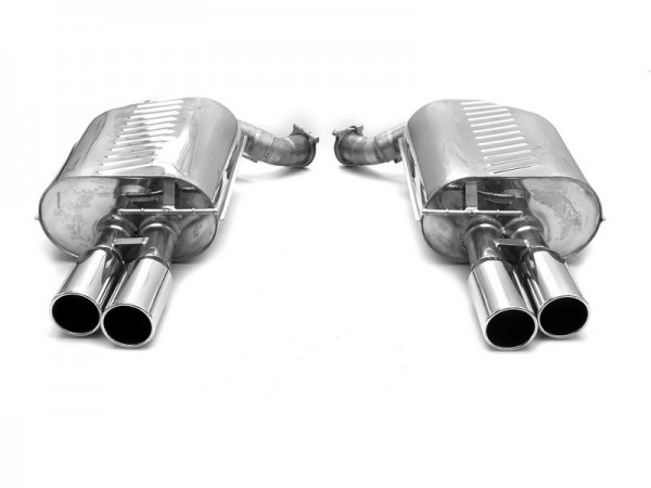 Rear Muffler for BMW M 6 Series Coupe
