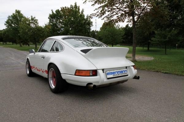 Endschalldämpfer für Porsche 911 RSR