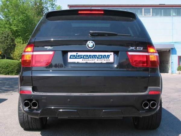 Rear Muffler for BMW X Sports Utility Vehicle