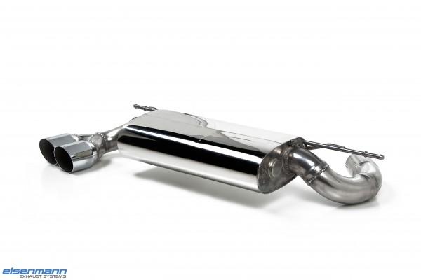 Rear Muffler for BMW 1 Series 3-Door Hatchback