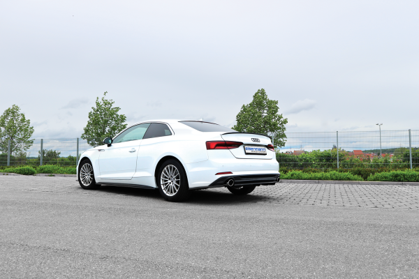 Exhaust System for Audi A4 (8F) Avant
