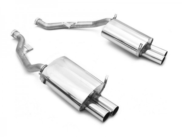 Exhaust System for BMW M Z3 Coupe