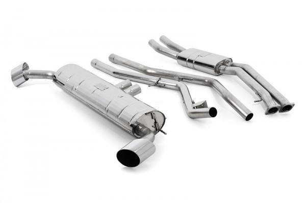 Abgasanlage für BMW X Sports Utility Vehicle